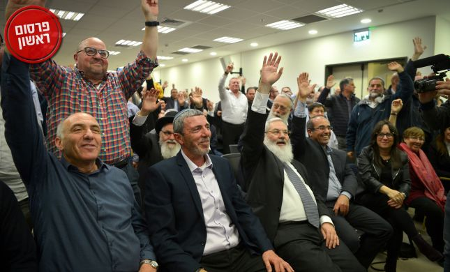 לשמור על משמעת קמפיין, לא להגיב לעוצמה ליהודית