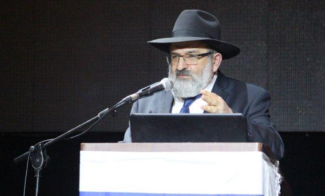 הרב אליהו זייני: אסור להצביע למפלגה מפוצלת