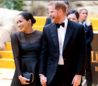 אופנה וסטייל, סרוגות זוג מהסרטים: כשמייגן והארי הגיעו לפרגן ל'מלך האריות'