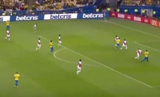 בפעם התשיעית: ברזיל זכתה בקופה אמריקה. צפו