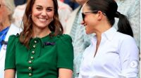 אופנה וסטייל, סרוגות חברות עם שיק: קייט ומייגן עושות סוף לשמועות