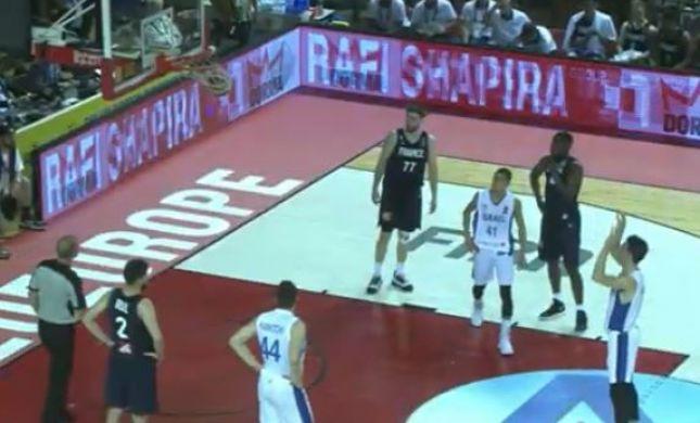 נבחרת ישראל העפילה לגמר אליפות אירופה