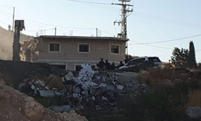 """בעקבות סיכון בטחוני: צה""""ל הורס בתים במזרח ירושלים"""