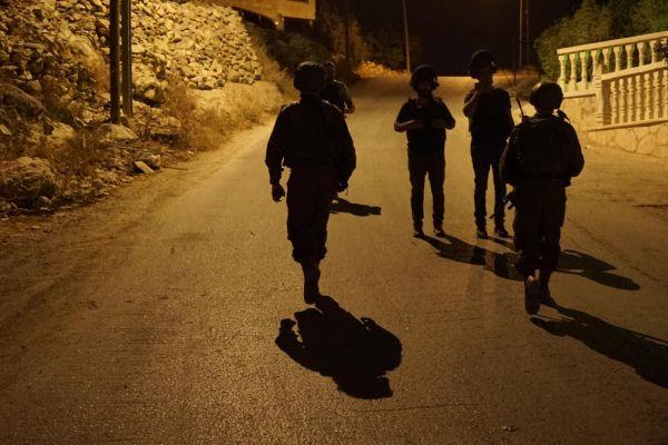 3 מחבלים נעצרו ברמאללה עם מטעני חבלה