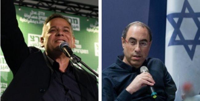 """עימות סוער ליבסקינד וניצן הורביץ:""""אתם סותמים פיות"""""""