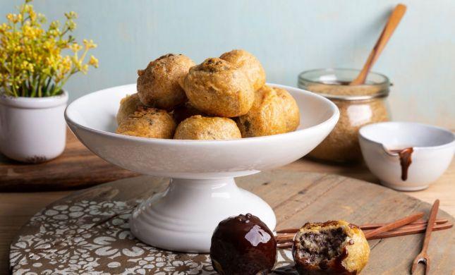 קייטנה במטבח: מתכון לכדורי שוקו צי'פס מטוגנים