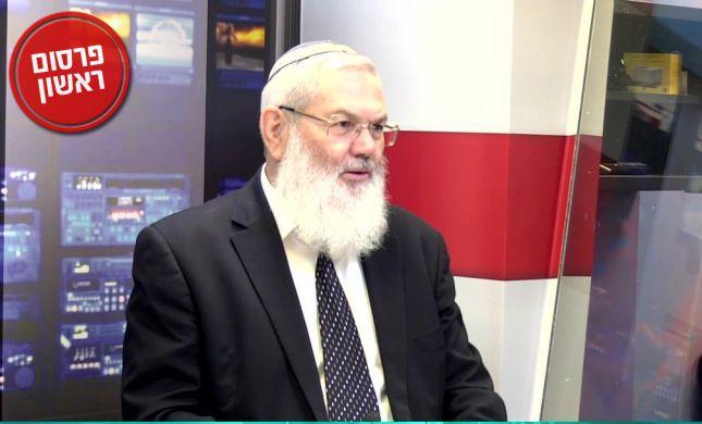 """הרב אלי בן דהן פורש: """"בעת הזו חובה להתאחד"""""""