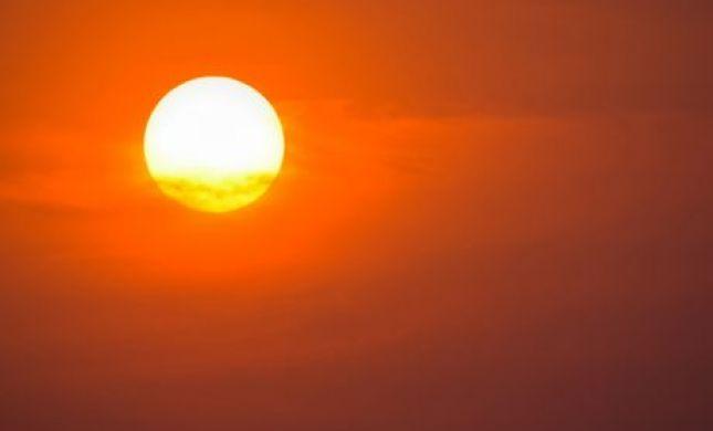"""""""אל תצאו מהבית"""": גל חום כבד וקיצוני בדרך לישראל"""