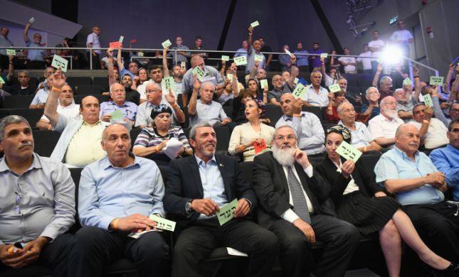 מרד בבית היהודי: הנציגים דורשים בחירות לרשימה