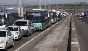 חדשות, חדשות בארץ, מבזקים עיר במצור: מהיום- הכניסה לירושלים תיחסם ל-3 שנים