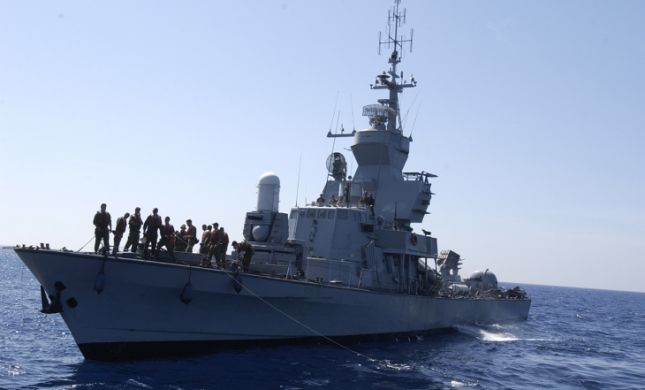 דיווח לבנוני: ספינה של חיל הים חדרה לשטח לבנון