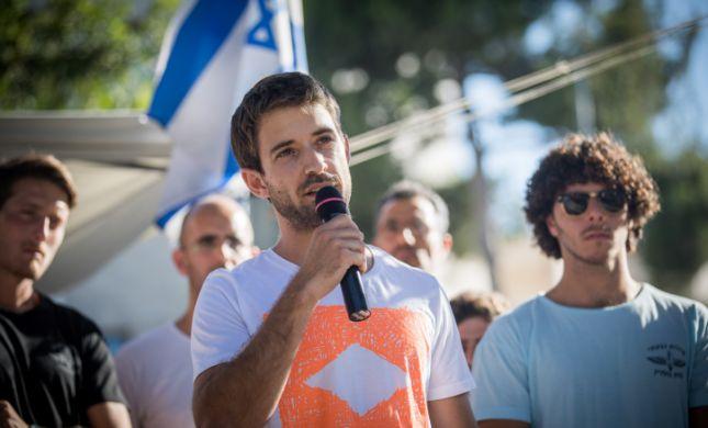 """צור גולדין: """"ממשלת ישראל מאוד חלשה מול חמאס"""""""