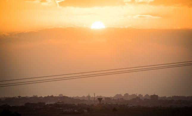 """גל חום קיצוני וארוך; טפטוף ורעמים: תחזית מזג אוויר לסופ""""ש"""