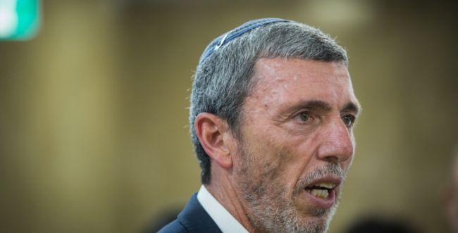 """הרב רפי להרצוג: אמרתי """"שואה"""" מחרדה לעם היהודי"""