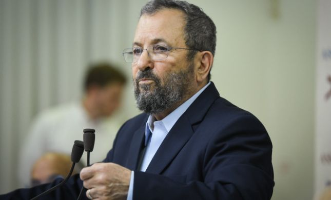 דיווח: מועמד נוסף בדרך למפלגה של אהוד ברק
