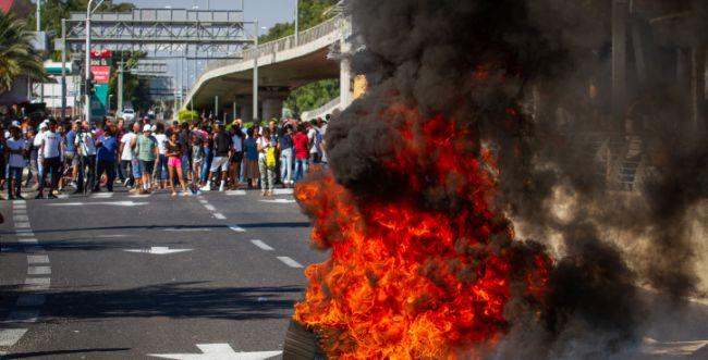 הפגנות בכל הארץ: יוצאי אתיופיה מוחים על ההרג