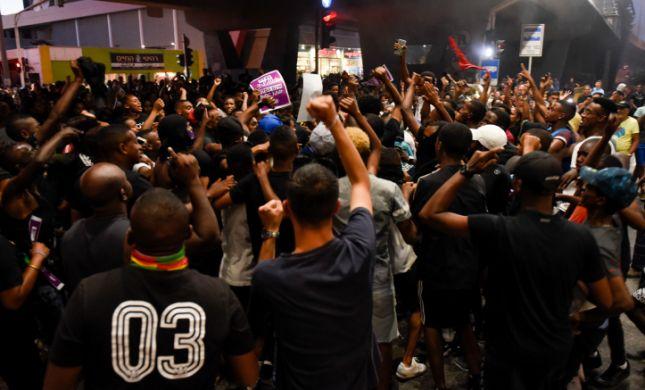 """על רקע המחאה: סלומון טקה ז""""ל יובא למנוחות"""