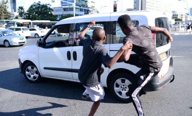המשטרה: לא נאפשר את חסימות הכבישים