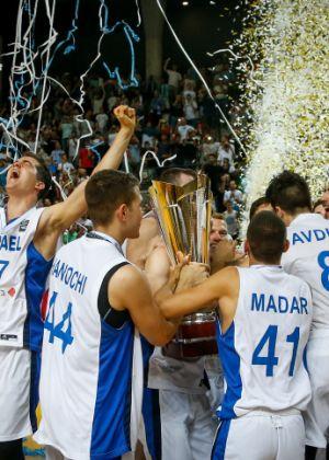 נבחרת ישראל בכדורסל עלתה לאליפות אירופה