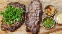 אוכל, חדשות האוכל מטבח תיכון חדש | ביקורת מסעדות