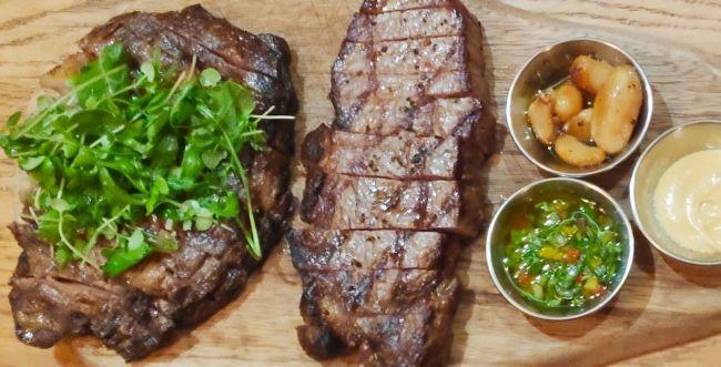 מטבח תיכון חדש | ביקורת מסעדות