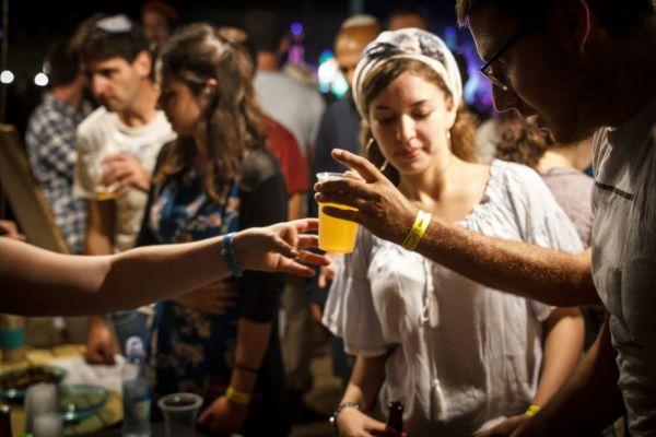 """פסטיבל """"בירה במדבר"""" ה-5 בתקוע שבגוש עציון"""