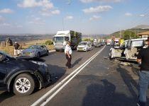 9 פצועים בתאונות דרכים קשות בצפון ובירושלים