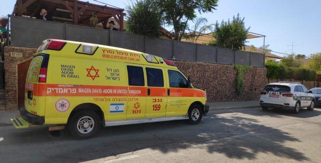 טרגדיה בערד: פעוט נחנק למוות בארון מצעים