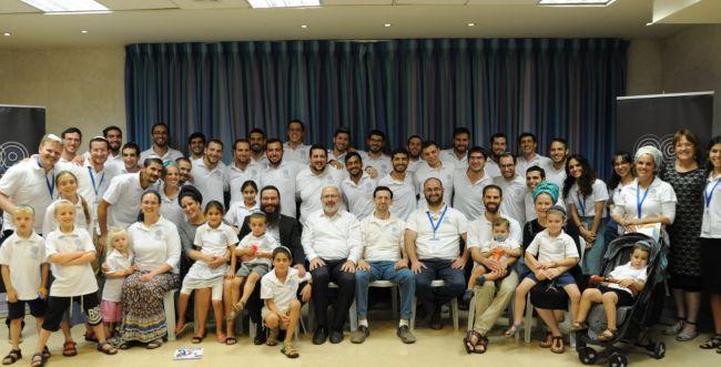 השליחים החדשים בדרך לקהילות היהודיות בעולם