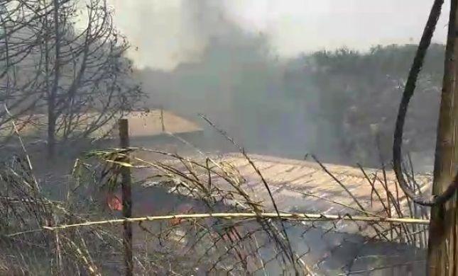 שבי שומרון: שליטה על האש, התושבים מתאוששים