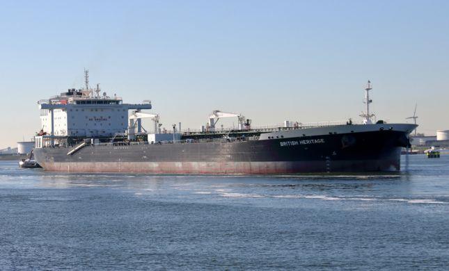 המתיחות נמשכת: איראן עצרה מכלית נפט זרה