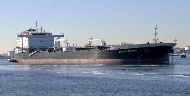 דרמה במפרץ: איראן ניסתה להשתלט על ספינה בריטית