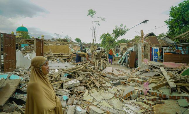 בפעם החמישית השנה: רעידת אדמה באינדונזיה