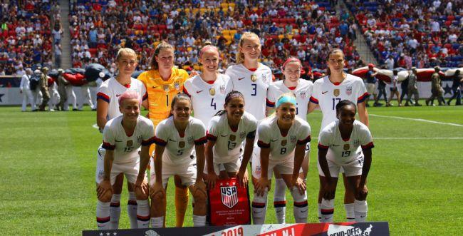 """פעם שנייה ברציפות: ארה""""ב זכתה במונדיאל הנשים"""