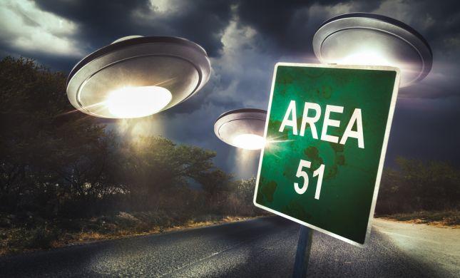 """""""נפגוש חייזרים"""": האירוע ההזוי שכבש את הרשת"""