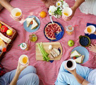 אוכל, מתכונים חלביים אל תפספסו: המתכונים שאתם חייבים לבילוי בטבע