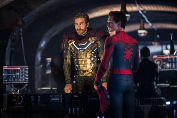 ביקורת סרטים: ספיידרמן• עכביש אירופאי