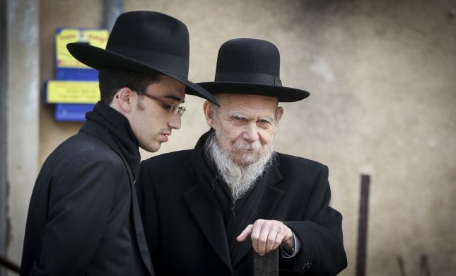 הרב הליטאי גרשון אדלשטיין אושפז בטיפול נמרץ