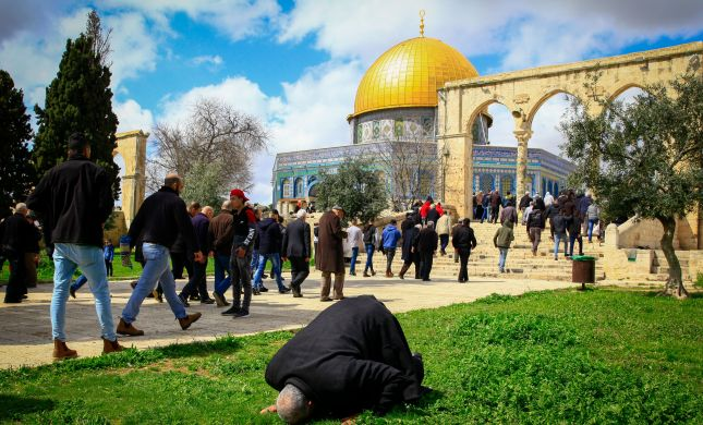 הר הבית יהיה סגור ליהודים בט׳ באב בשל חג מוסלמי