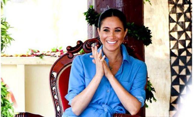 מהמסך לארמון: כך הפכה מייגן לדוכסית האהובה
