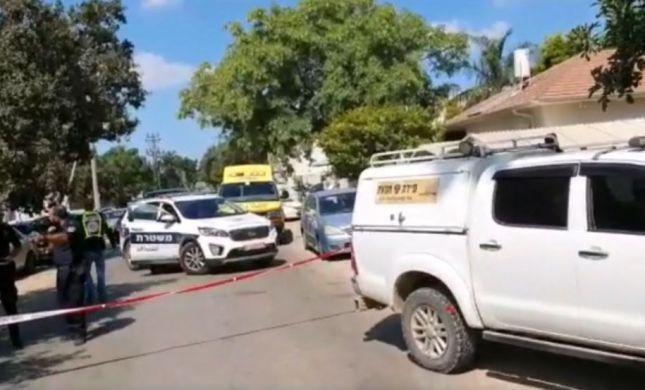 2 פצועים באירוע ירי בפרדס חנה, הרקע נבדק