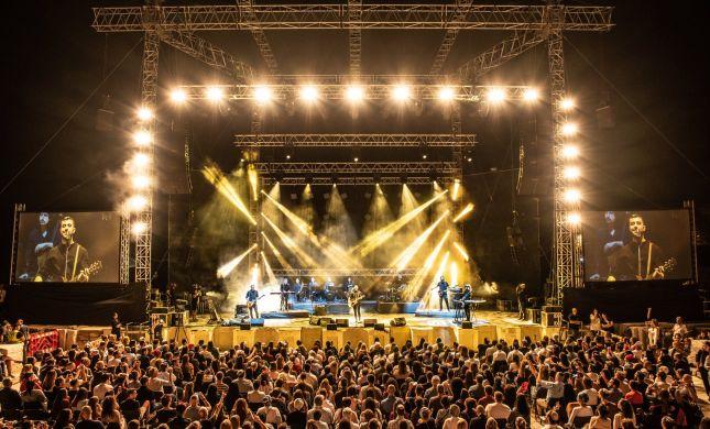 היסטוריה בפאפוס: ישי ריבו יופיע בפסטיבל כשר בנמל