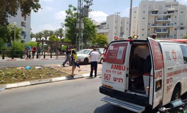 התאונה בקרית גת: כתב אישום נגד הנהג הדורס