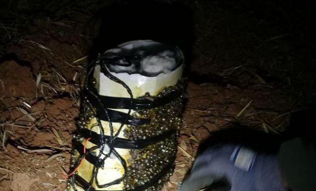 תיעוד: פיצוץ מטען החבלה שיועד לפיגוע בירושלים