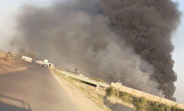 עיראק טוענת: ישראל אחראית לתקיפות במדינה