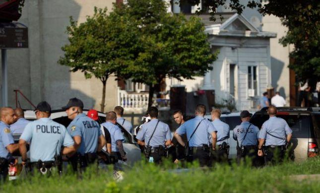 אירוע ירי נוסף: אדם התבצר בבית ופצע 6 שוטרים