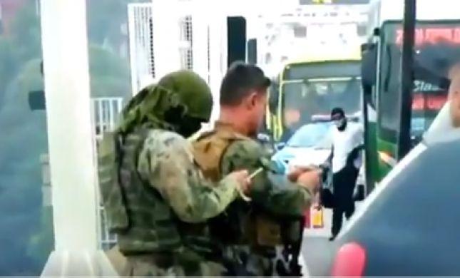דרמה בברזיל: 37 נוסעי אוטובוס נלקחו כבני ערובה