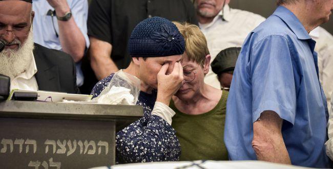 """אימה של רינה הי""""ד: """"ממשיכים הלאה בדמעות גדולות"""""""