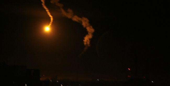 3 רקטות שוגרו מעזה לעבר ישראל, כולן יורטו