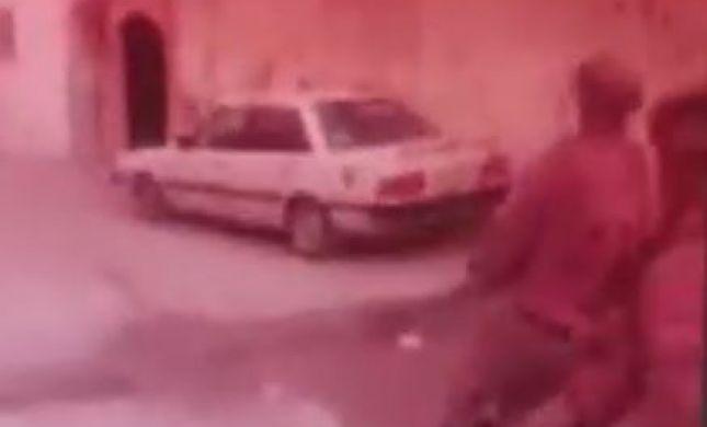 תיעוד דרמטי: מעצר של מחבל בלב ג'נין. צפו